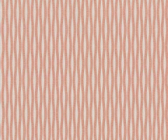 フリース壁紙 波模様 オレンジ【6994-04】