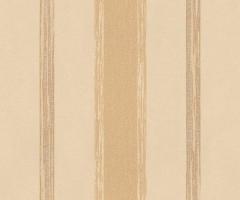 フリース壁紙ストライプ ベージュA【5963-02】