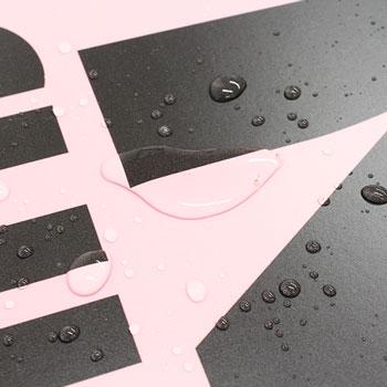 雨にも強い耐水仕様